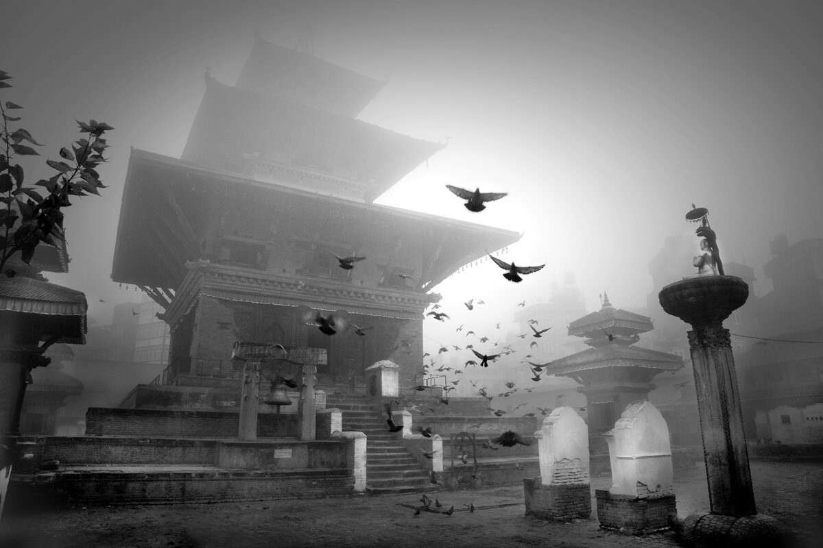 The Art of travel - Nepal