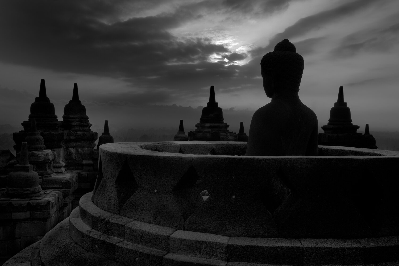 Borobudor, Indonesia