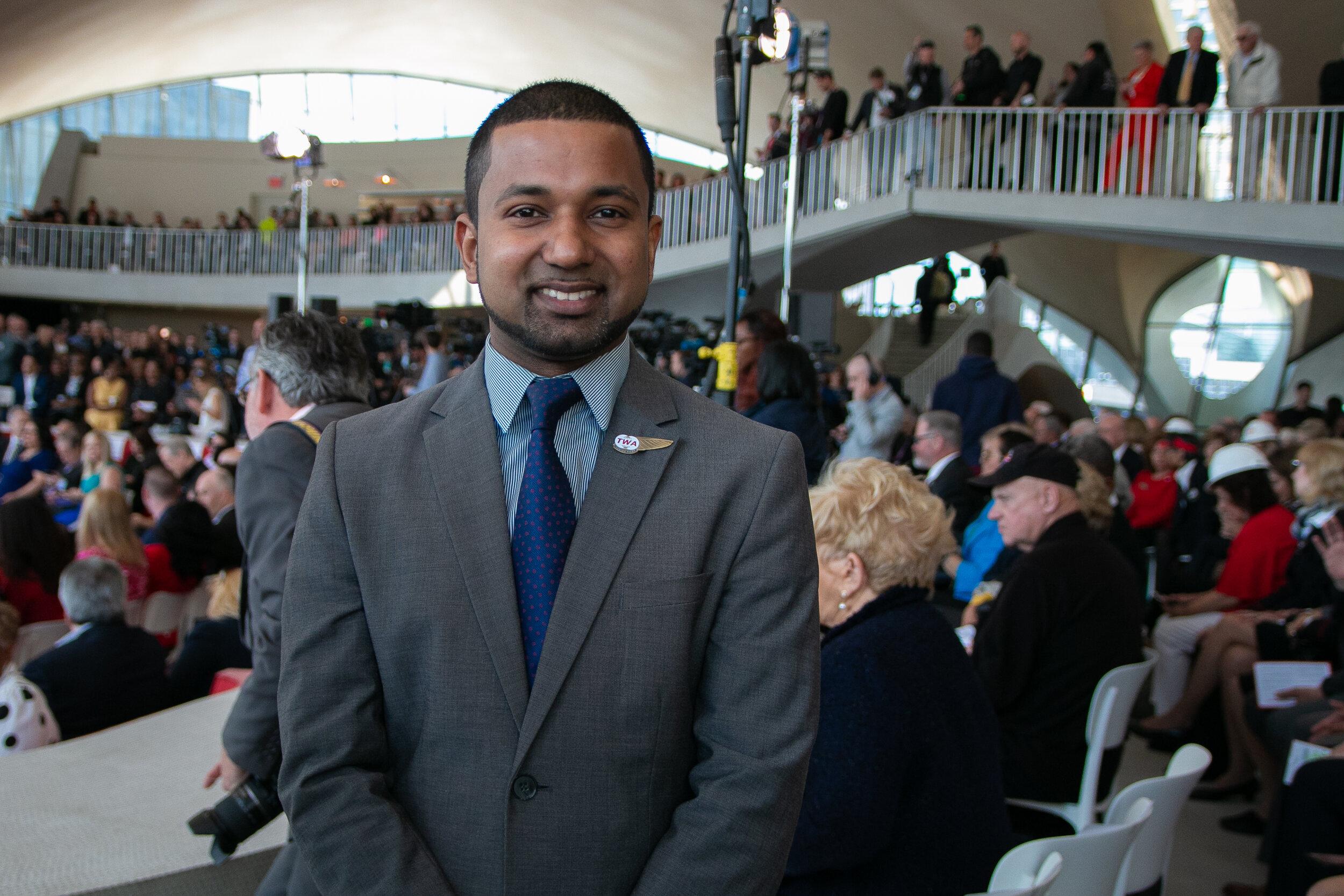 NYS Assembly District 31 Leader Richard David | Carolyn Adams