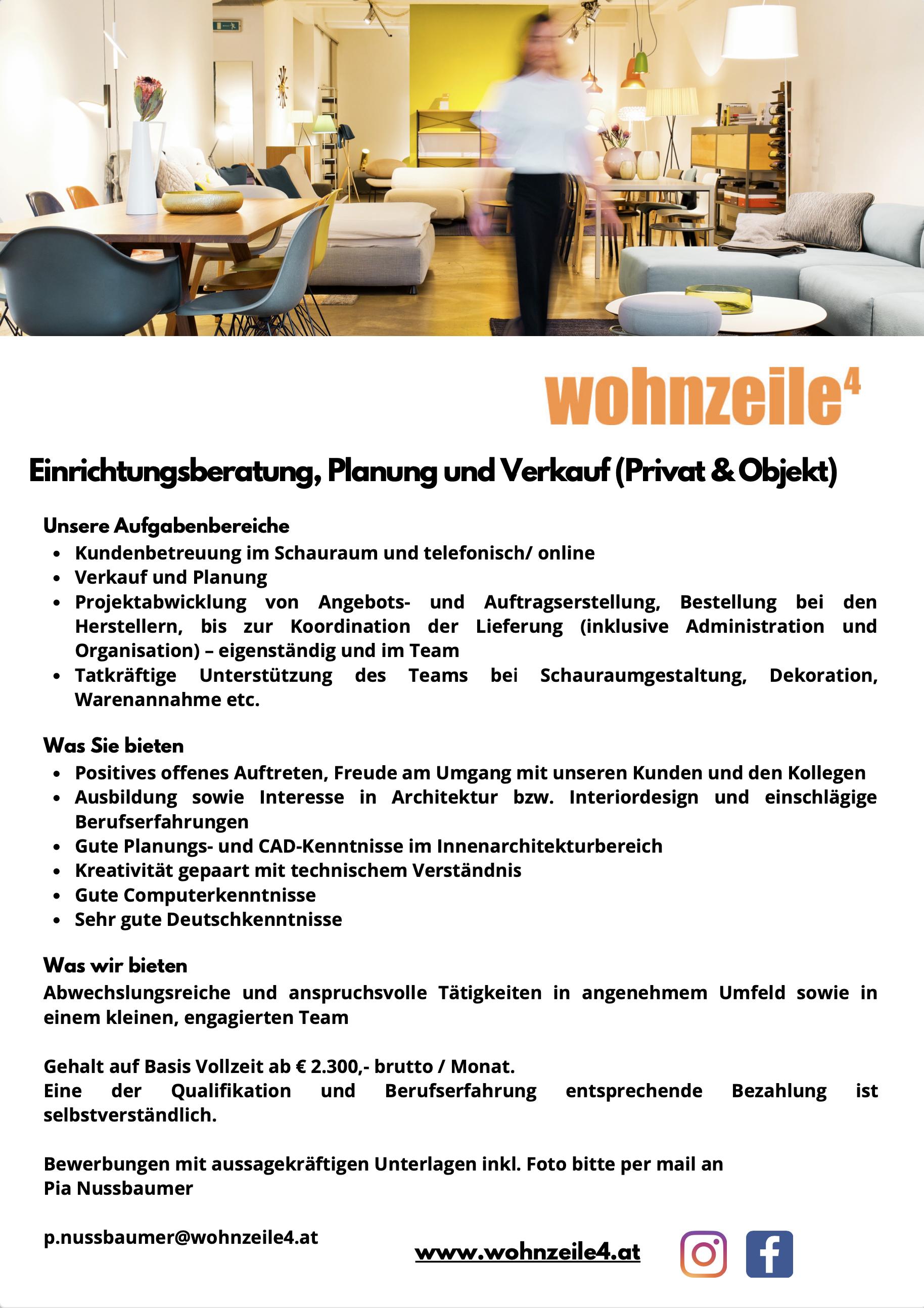 Wohnzeile21 EinrichtungsGmbH, Wien, 121.21.21 — EBS   Interior ...
