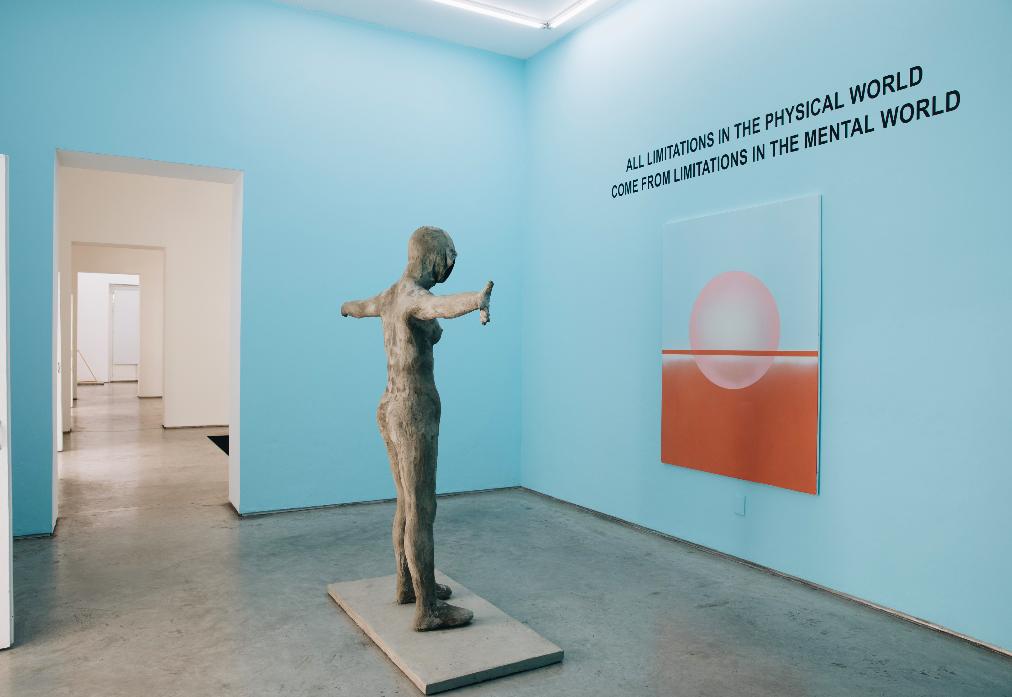 Sofia Cruz Rocha | El misterio del numero 3 - Galeria Enrique Guerrero
