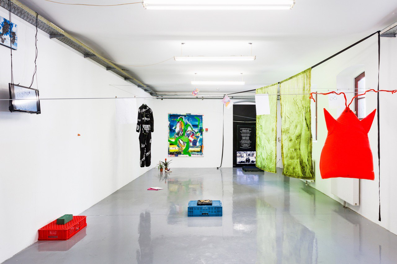 Ebullición - Kunstraum am Schauplatz