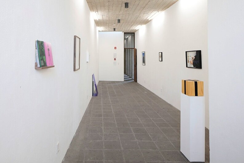- Exhibition view,