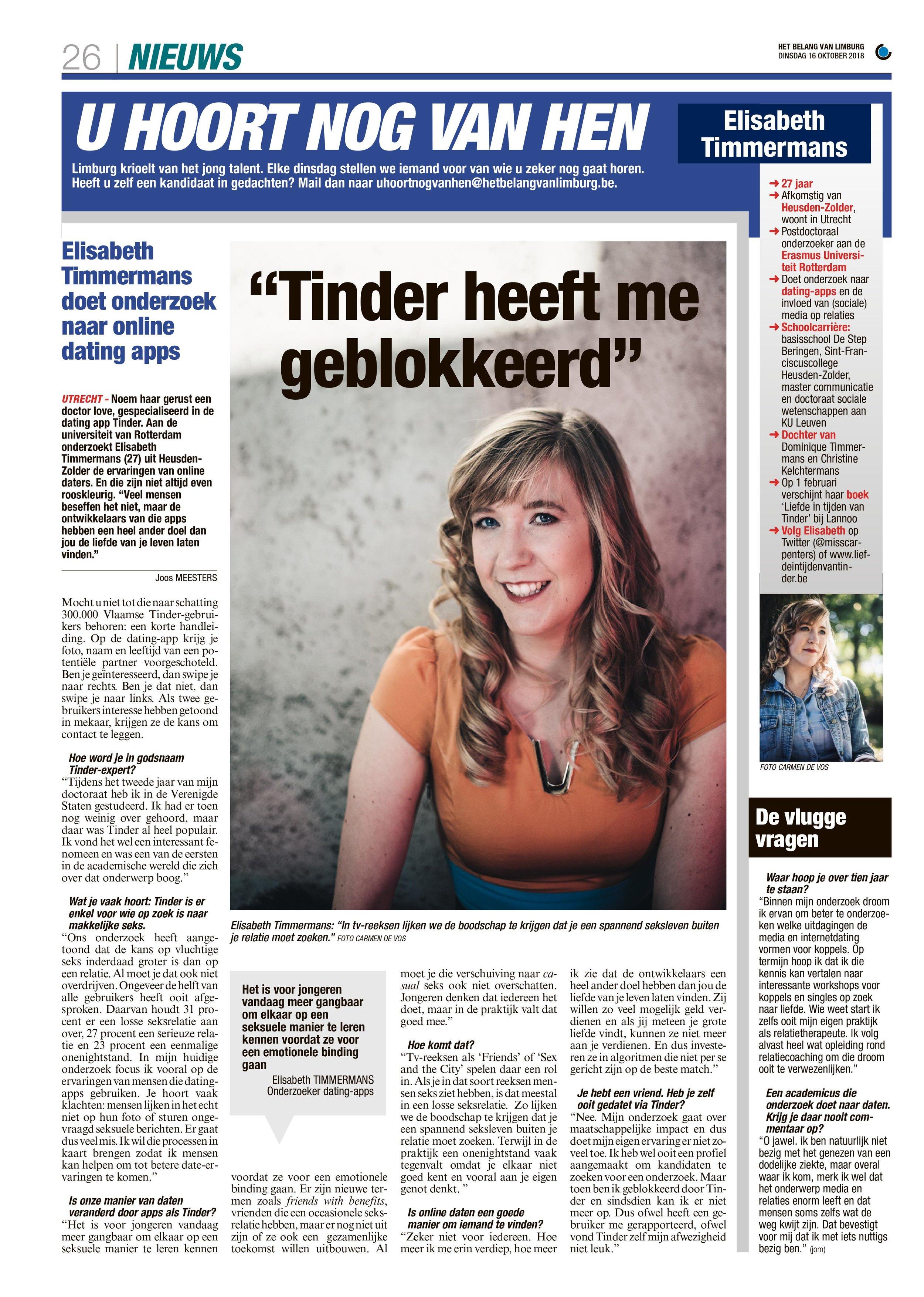 © Het Belang van Limburg