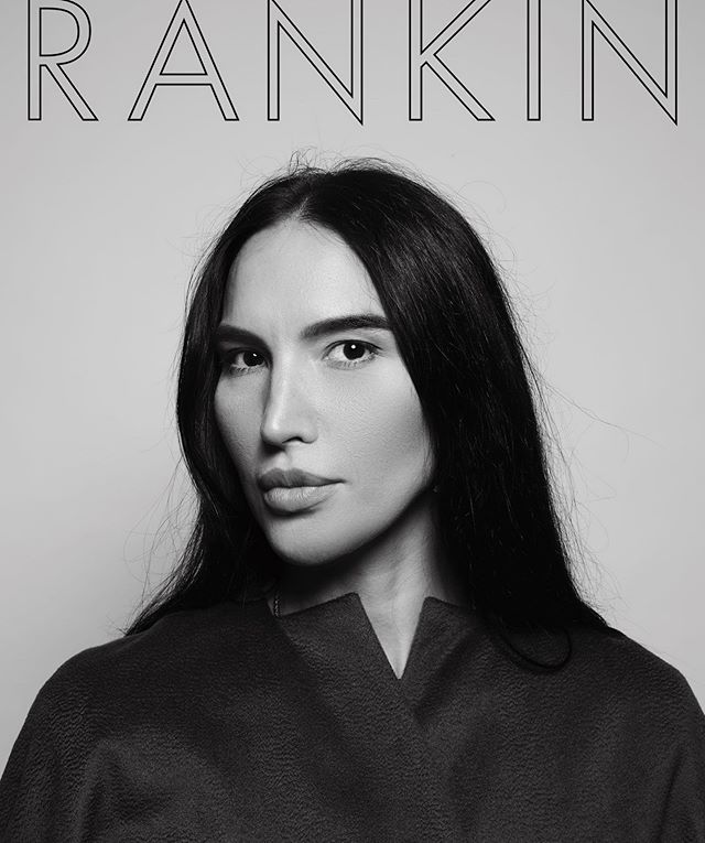 Same me , but different through the eyes of  the genius... @rankinarchive #aiganagali #manifestations #artcouture #artistcouture