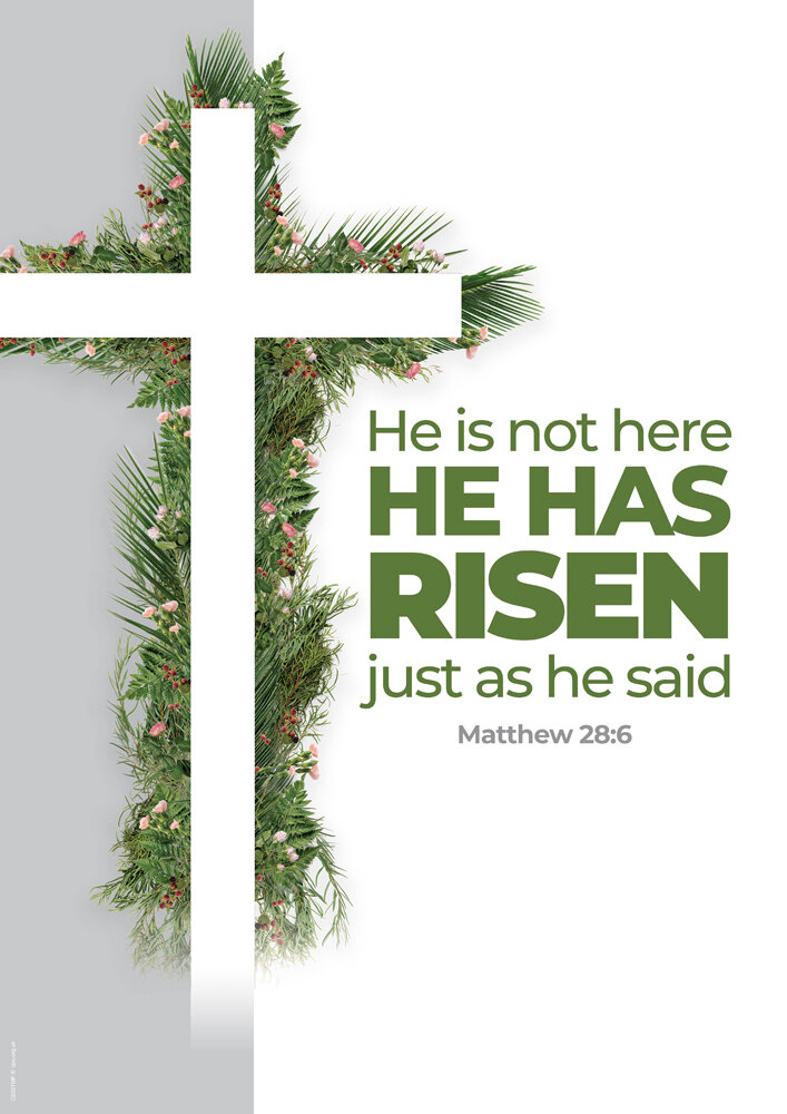He is Risen! It changes EVERYTHING. — CPO