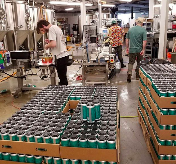 - Established in 2017, Black Diamond Canning serves New England's craft breweries, delivering efficient and high-quality canning services.Born out of a small town in Massachusetts, we are New England's premier mobile beverage canning company.