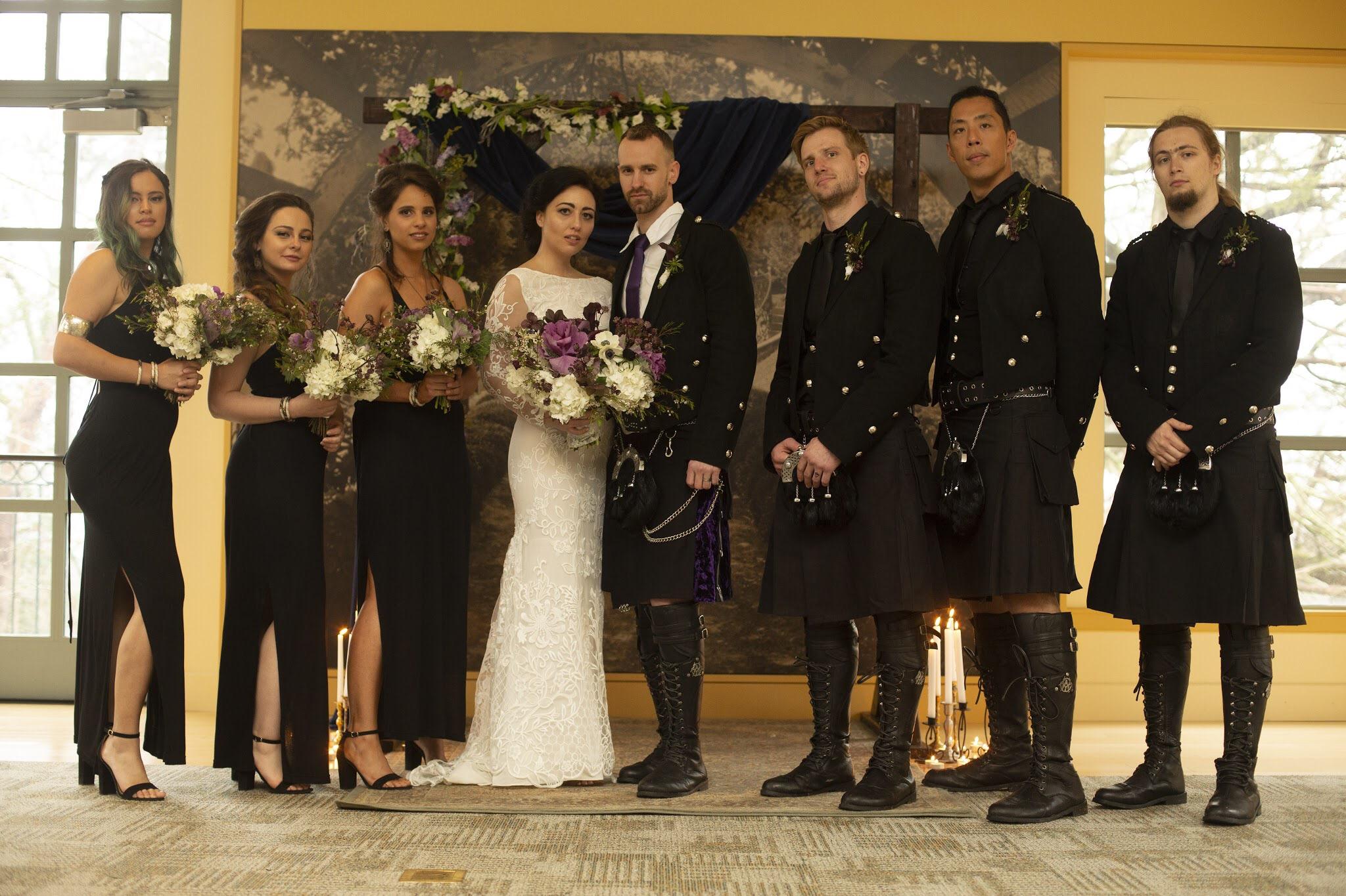 Scottish Kilt Weddings