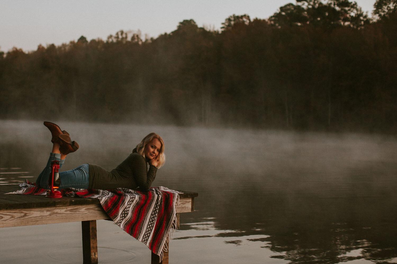 Haley Benson / Lake lowndes