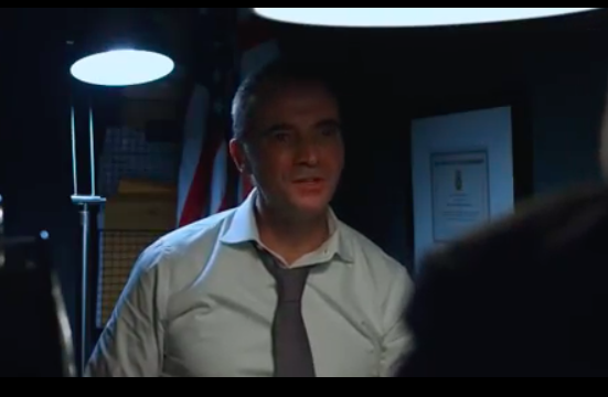 """The Interrogation Room"" -"
