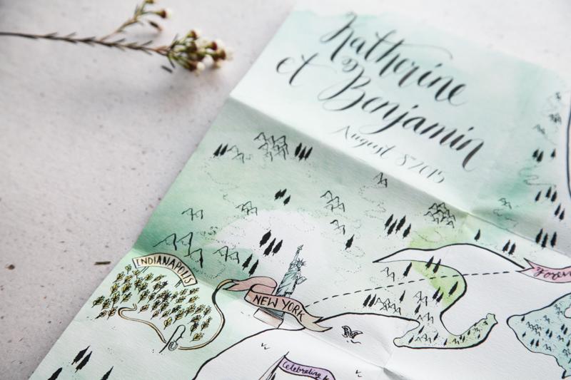 Custom illustrated map invitation_Copyright CuriousMe Design-4.jpg