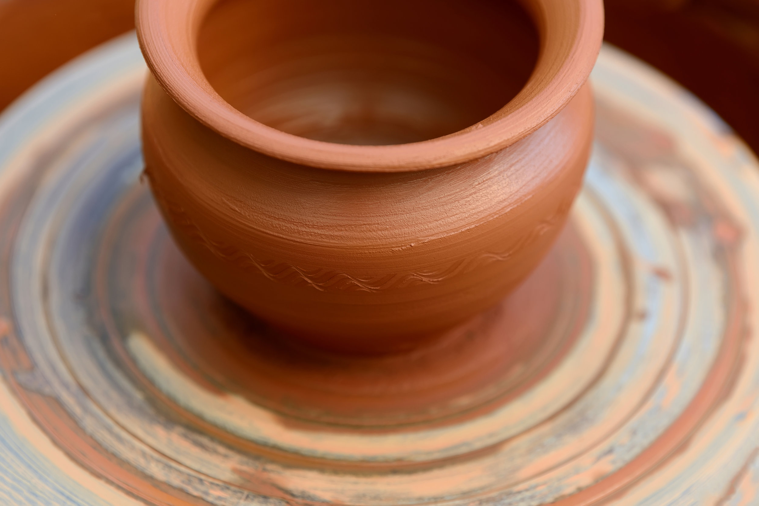Beginner Courses - The starting place for all pottery beginners