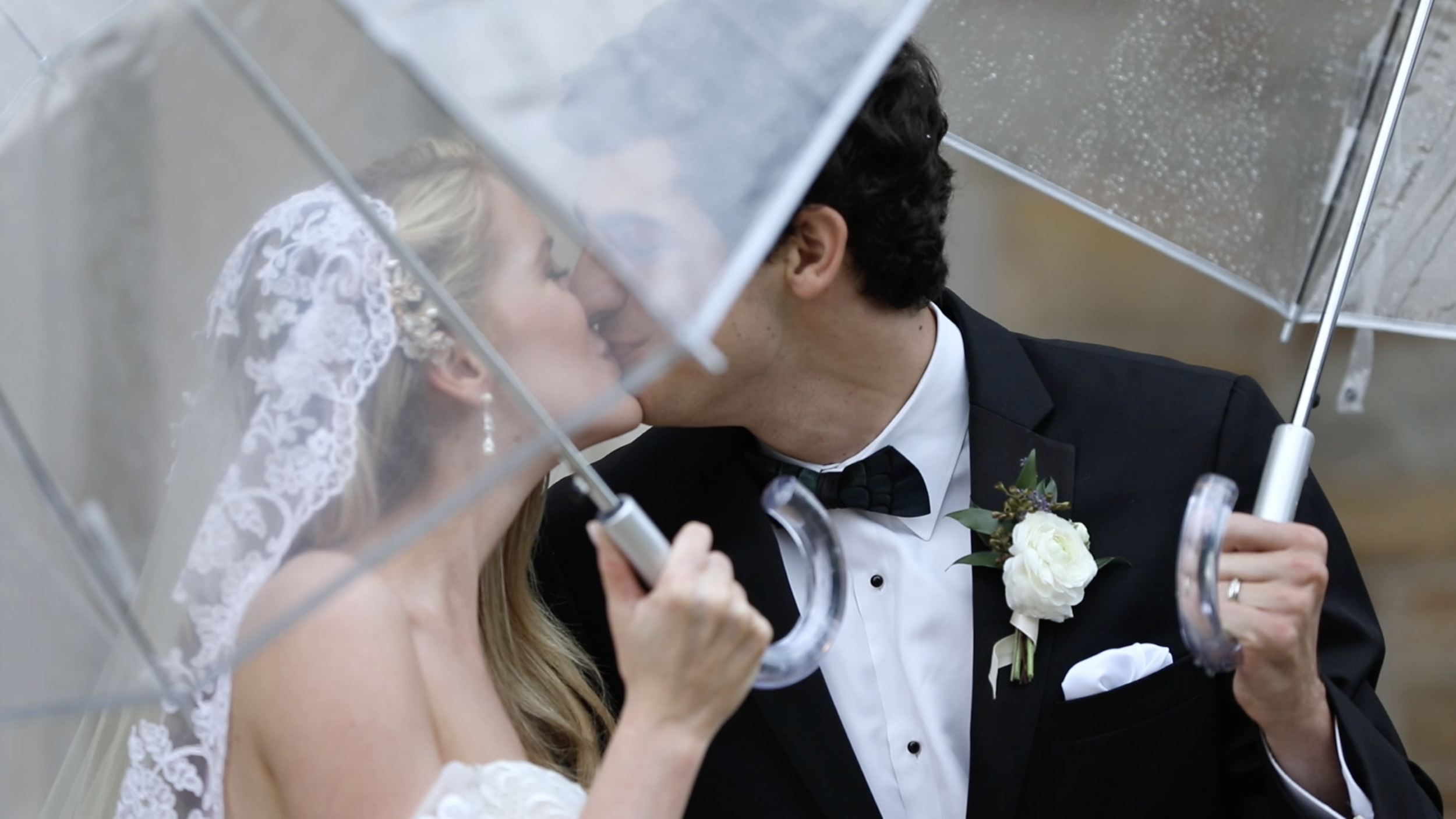 WEDDINGS - We capture the sights and sounds on your wedding day that you will never want to forget.