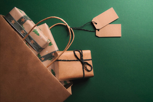 Heaven Sends Bags & Tags -
