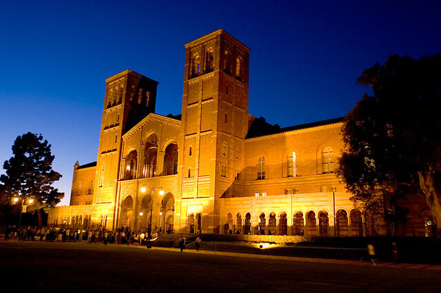 Projects We've Worked On: UCLA Royce Hall & Powell Library