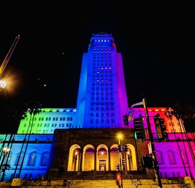 Projects We've Worked On: Los Angeles City Hall