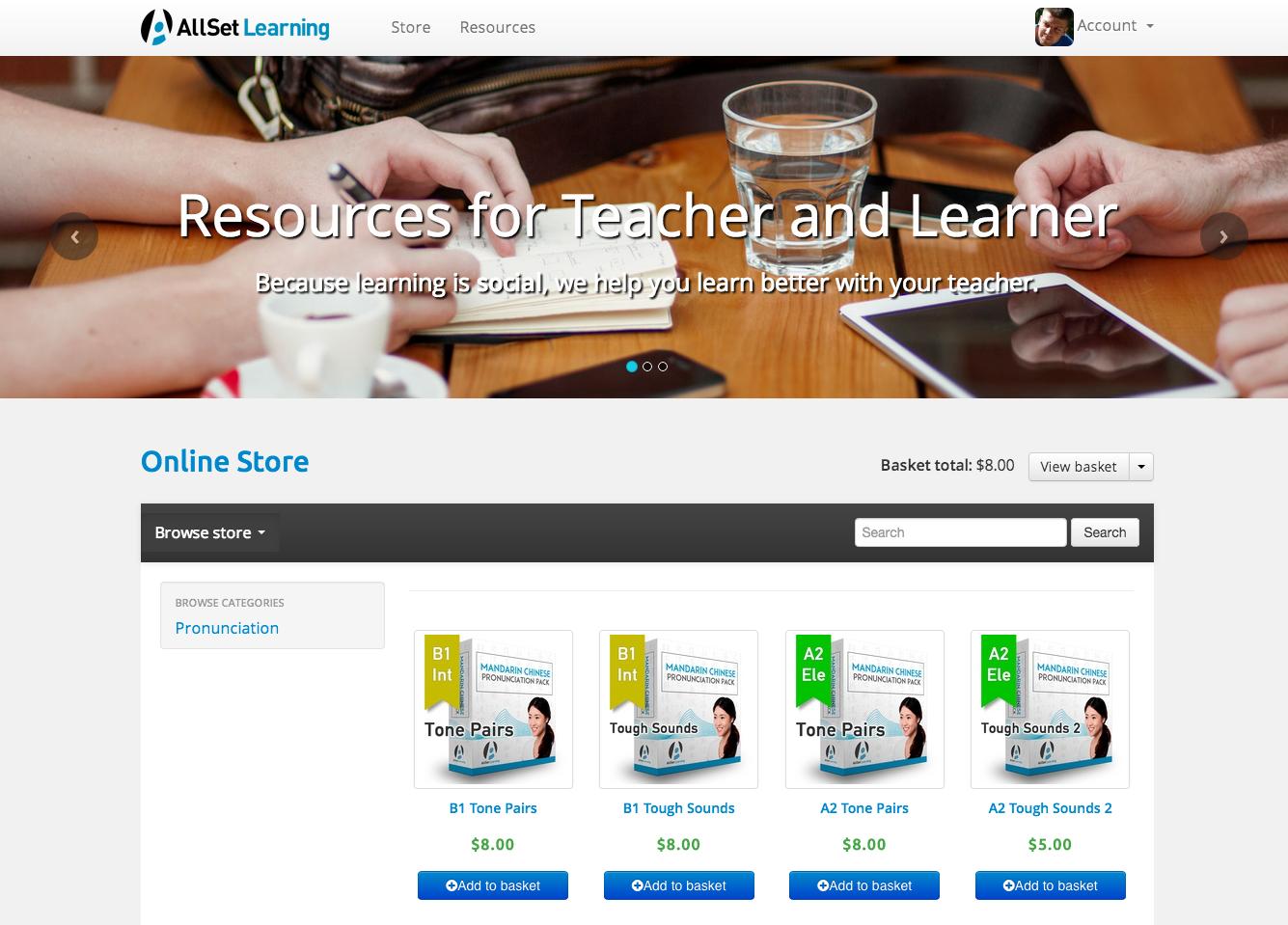 AllSet-Learning-Online-Store-screenshot.png