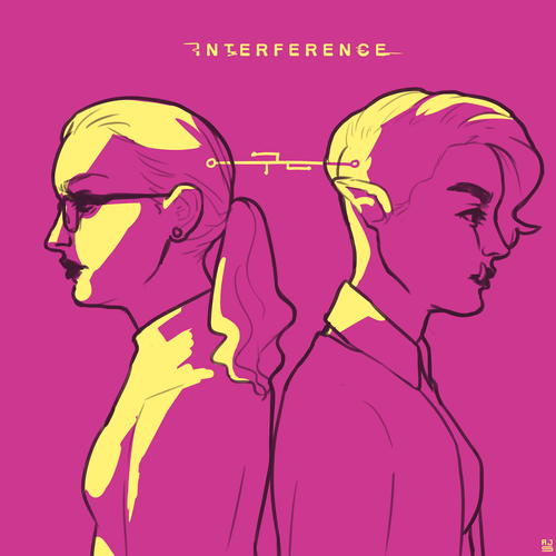 The interference Cover Art