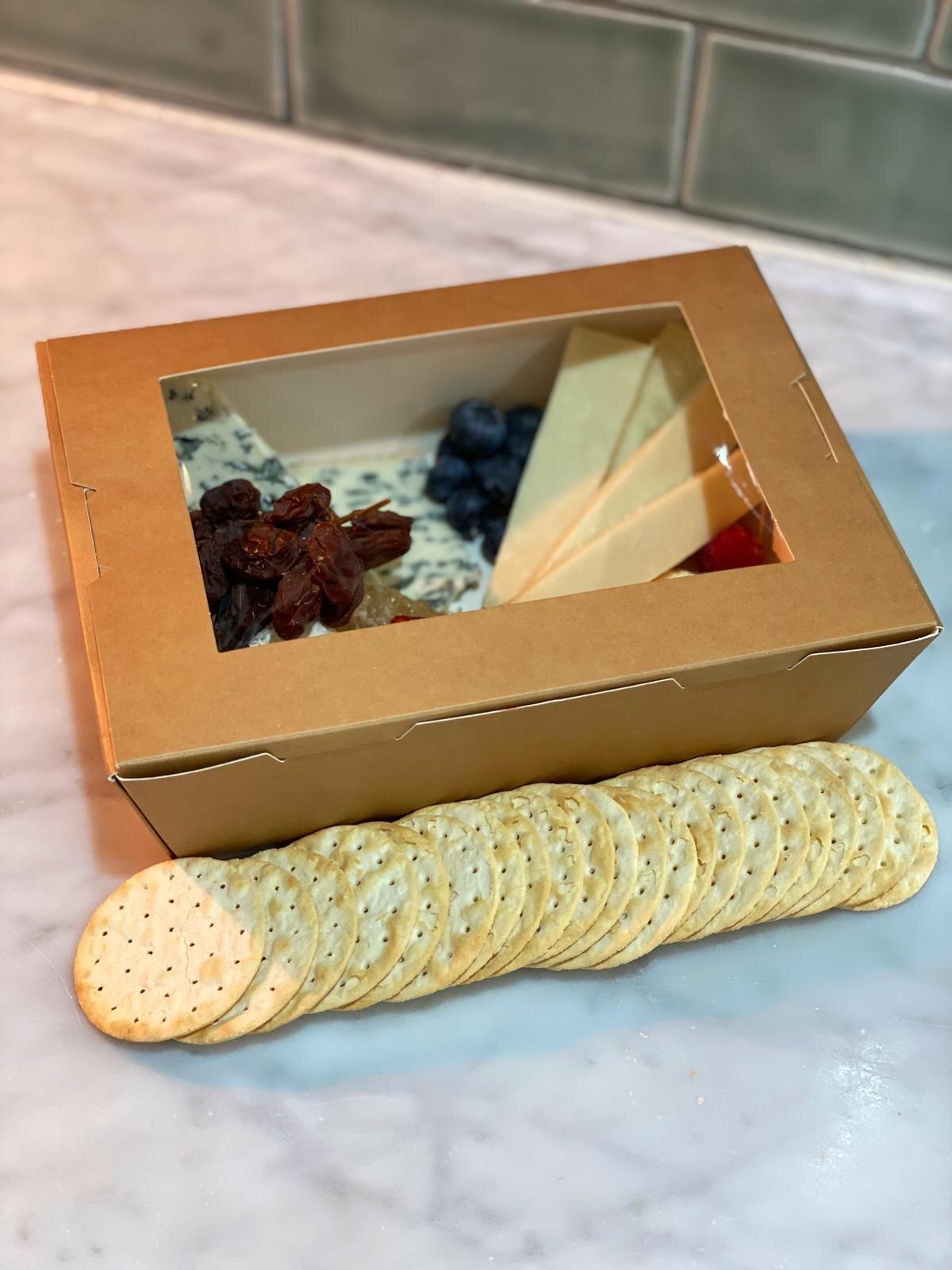 Victorian Cheese Platter For Two Maker Monger