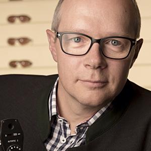 David Giovanoli   eidg. dipl. Augenoptiker / Optometrist