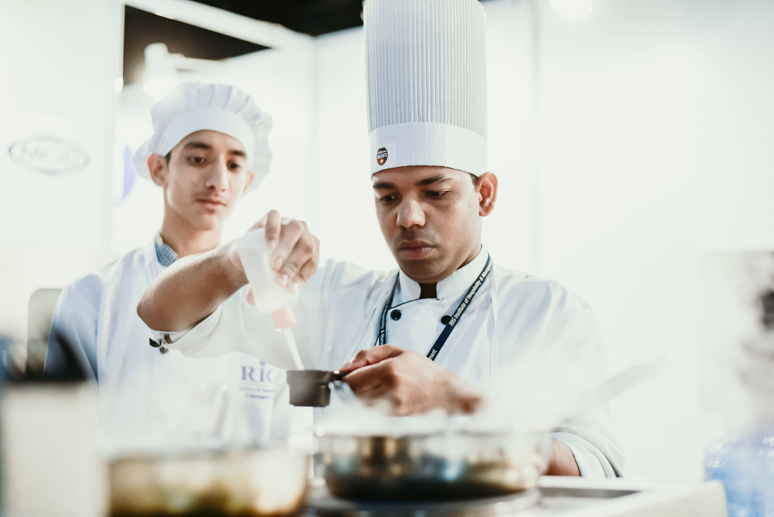 Culinary Competitions