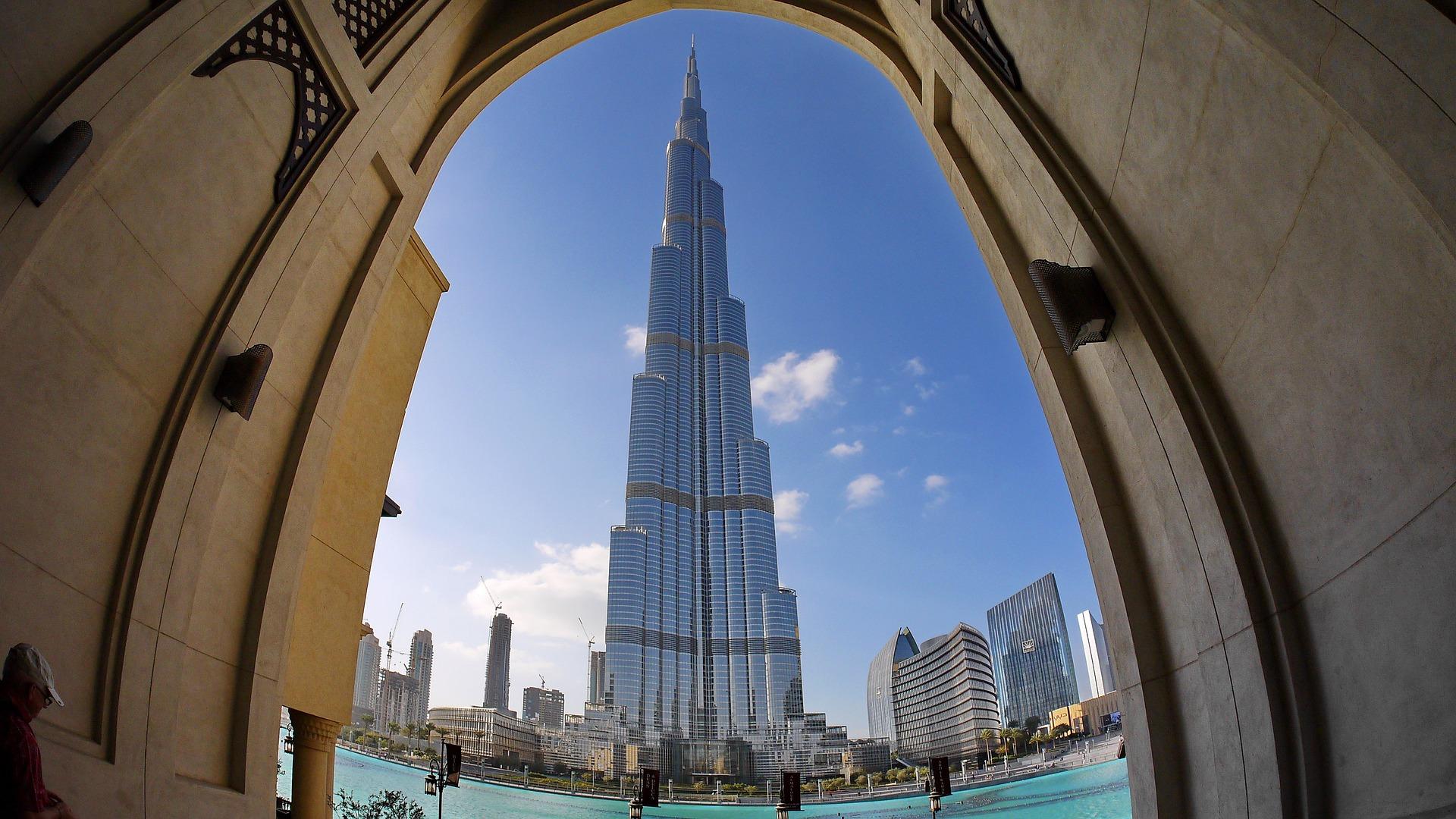 Burj Khalifa - Edificio mas alto del mundo