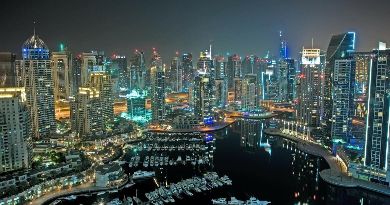 Dubai Marina - Que hacer en Dubai