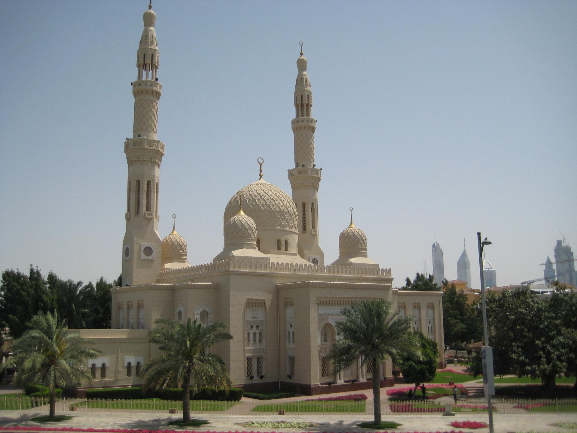 Mezquita de Dubai