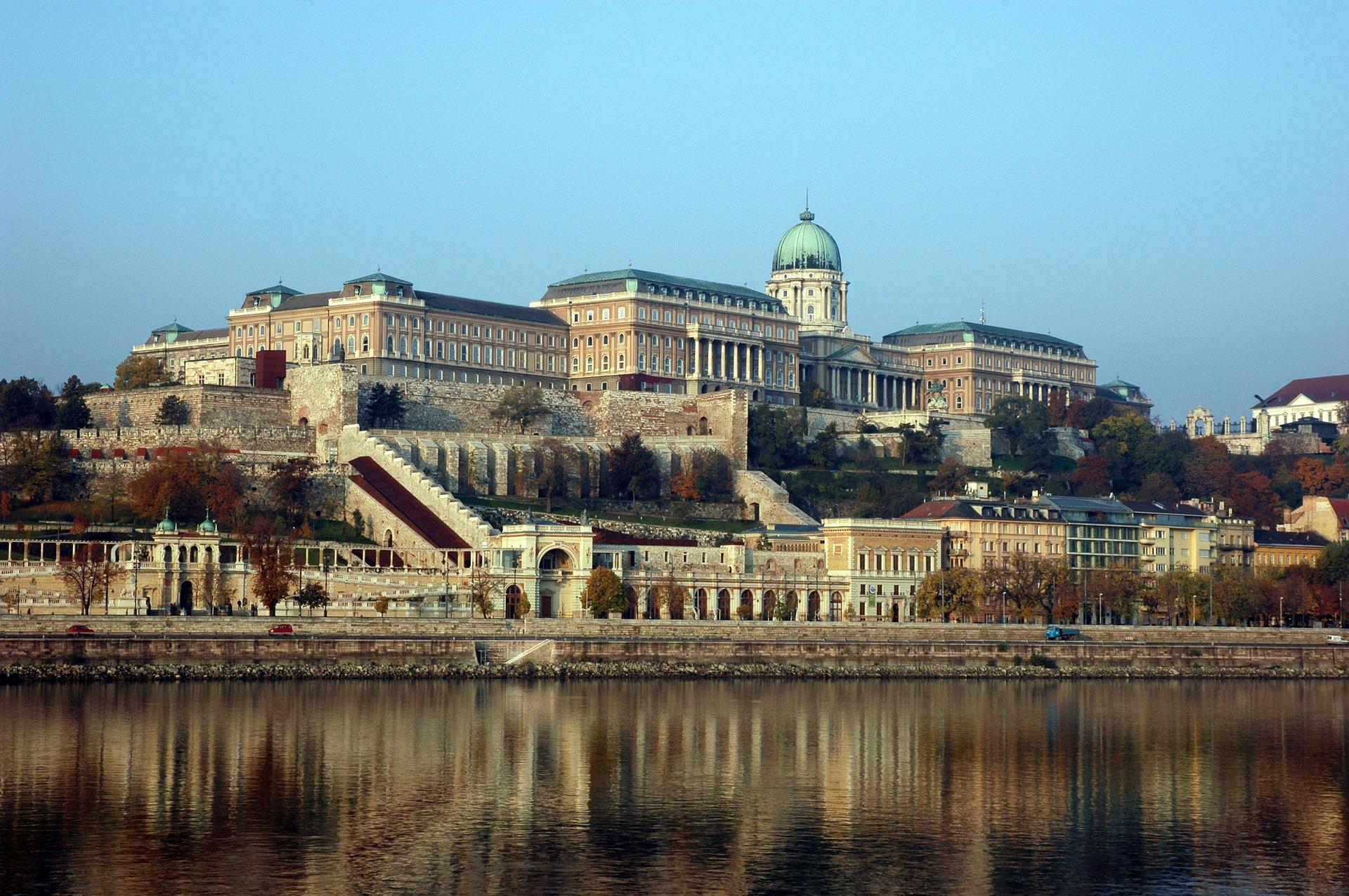 Castillo de Buda - Mejores sitios Budapest