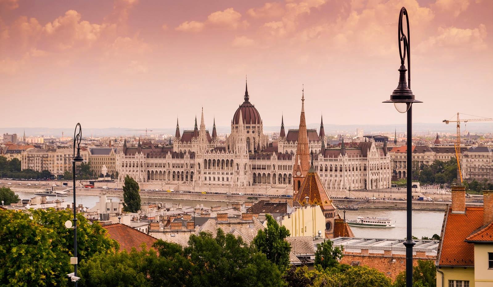 Parlamento de Budapest - Lo más visitado