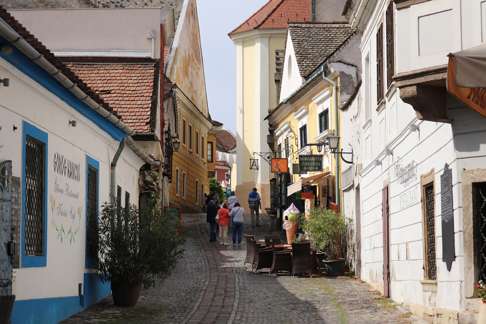 Excursion de un dia a Szentendre