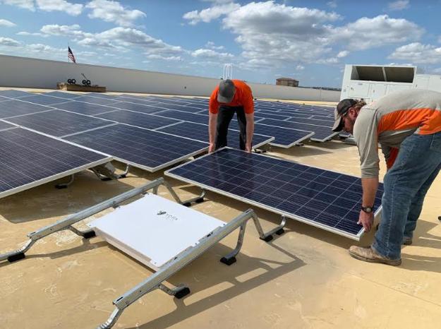 Solar Panel–Level Energy Storage Developer Yotta Receives $1.5 Million