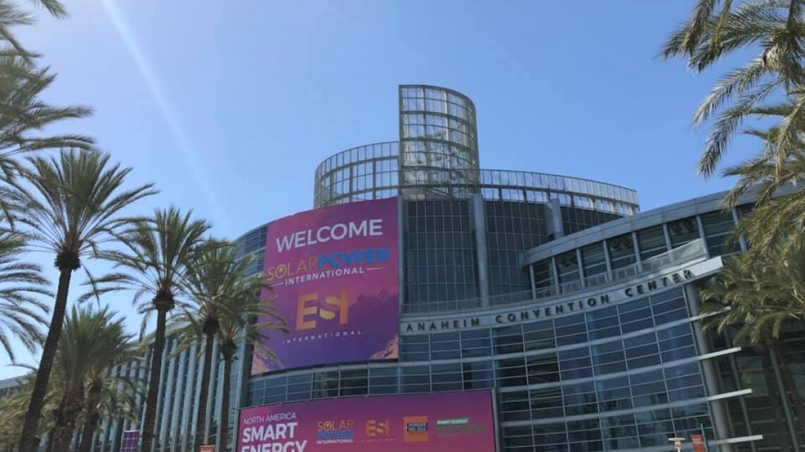 SPI/ESI hits California: energy storage policy, smart controls and backup at the show this week