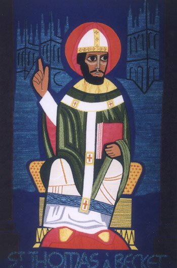 St. Thomas à Becket (1118-1170 CE)