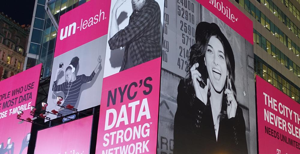 T-Mobile // Unleash Data