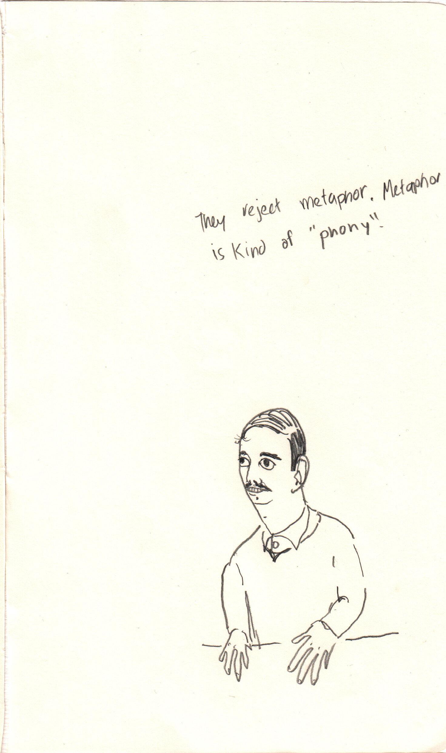 Poetry Workshop (Robert)