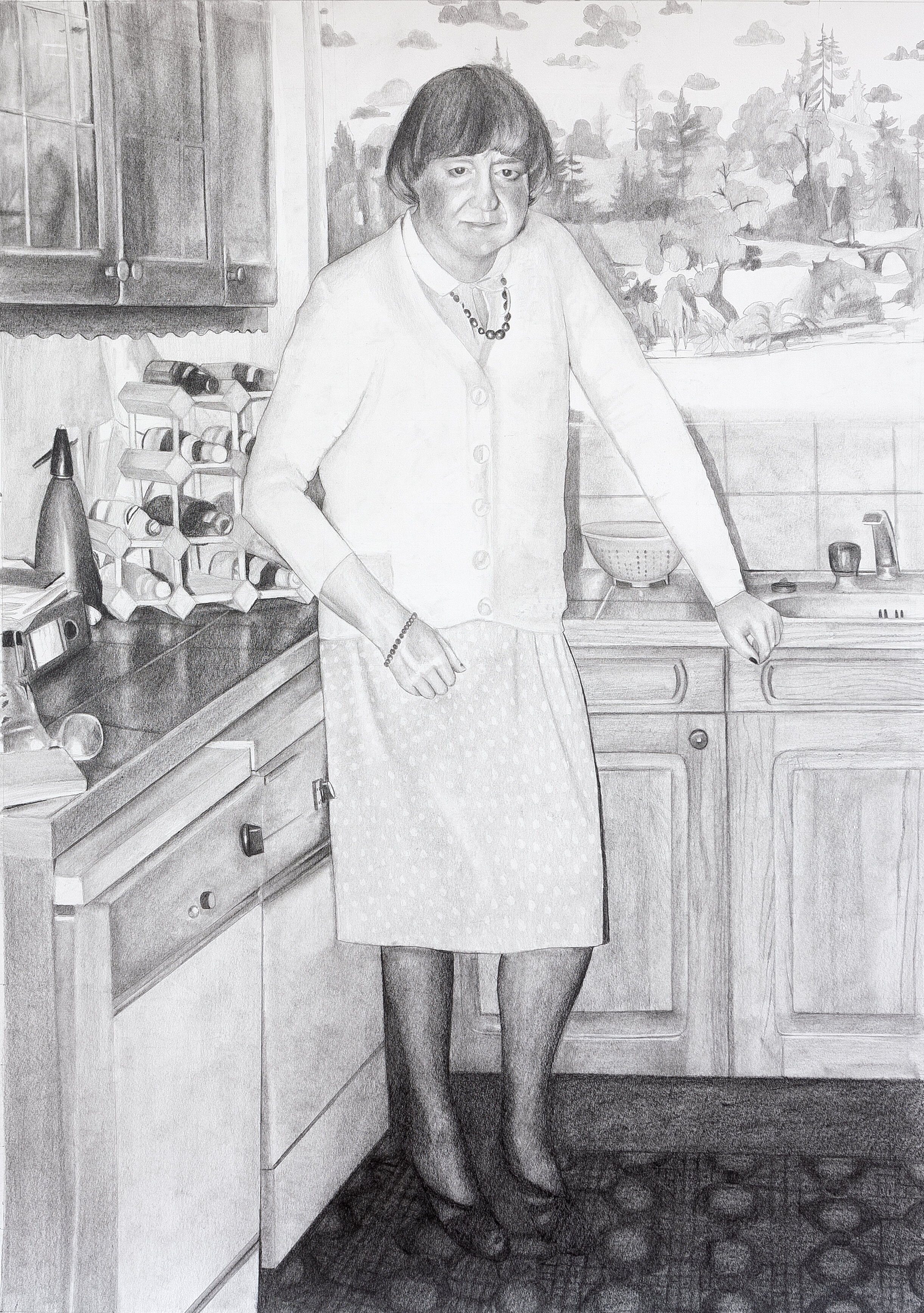 Shirley in the Kitchen