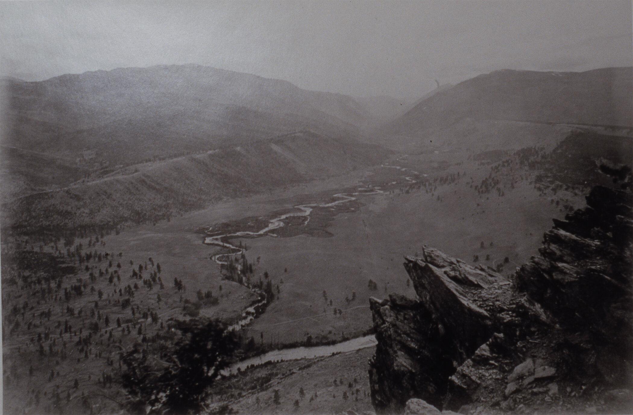 RSP Moraines on Clear Creek WHJ_1977_©2012Verburg.jpg