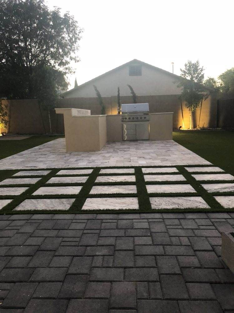 Services - From installing artificial turf to remodeling your pool, we've got you covered.