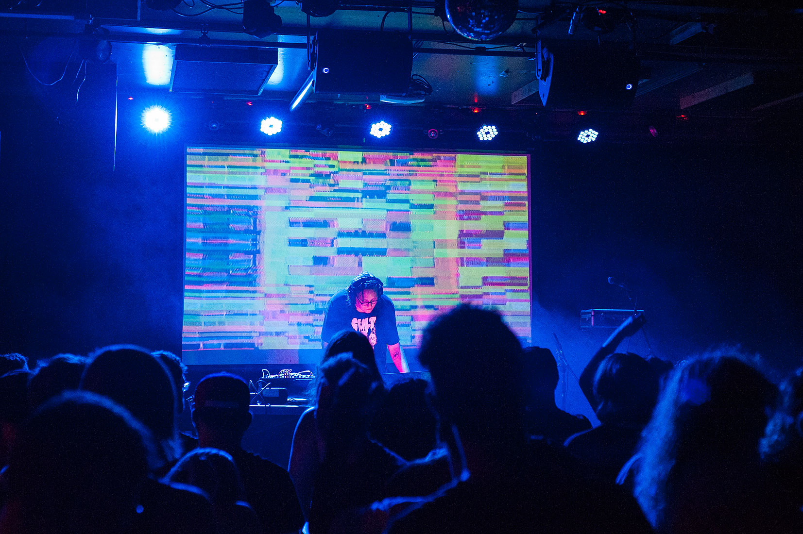 hellstar.plus  with visuals by  Apocryphal Bear