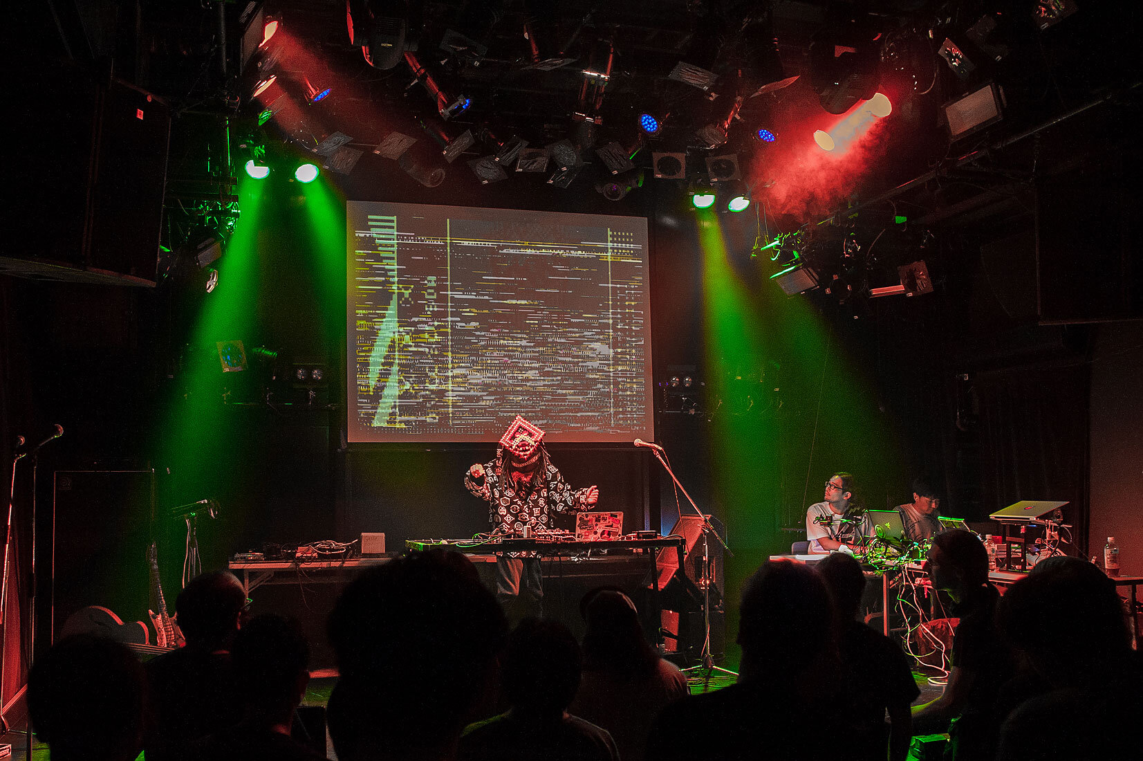 Breezesquad  with visuals by Bolcoantes ( TAKASAKI Yusuke  +  Hermippe )
