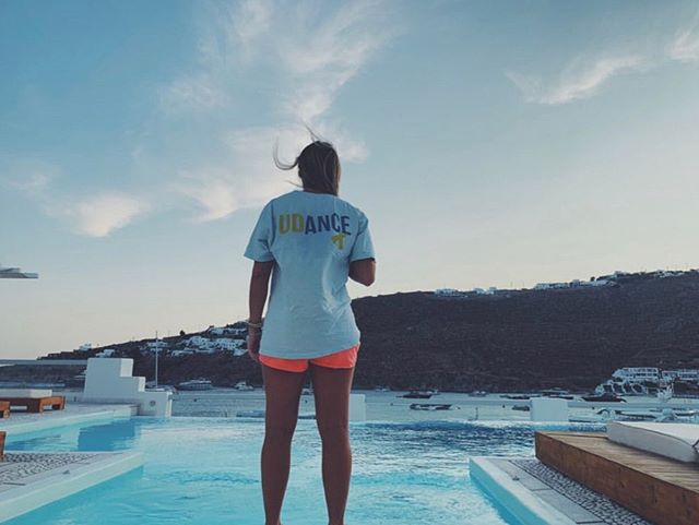 These UD students are using their summer break to rep the B+ Foundation and UDance around the world! From Greece to Spain to San Francisco, we love seeing your posts so keep tagging us to be featured #FTKation