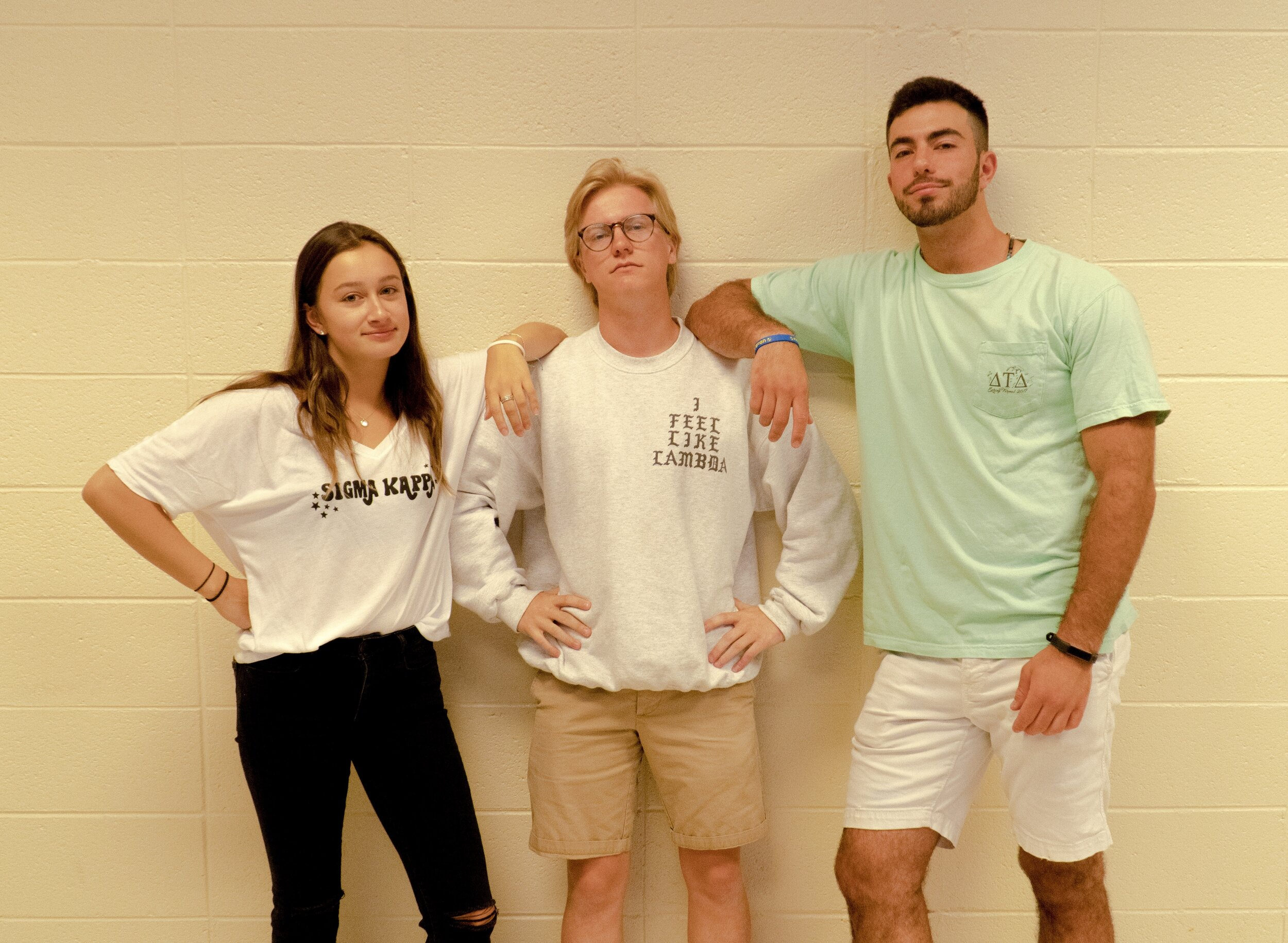 Greek Life Team