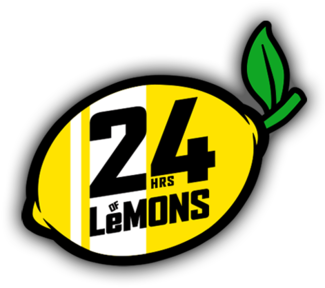 Lovell's Lemons - Be part of team that will repair and outfit a junk car in preparation for one of the many 24 Hour of Lemons races.  Team members will have the opportunity to race in the competition, and/or serve as pit crew.