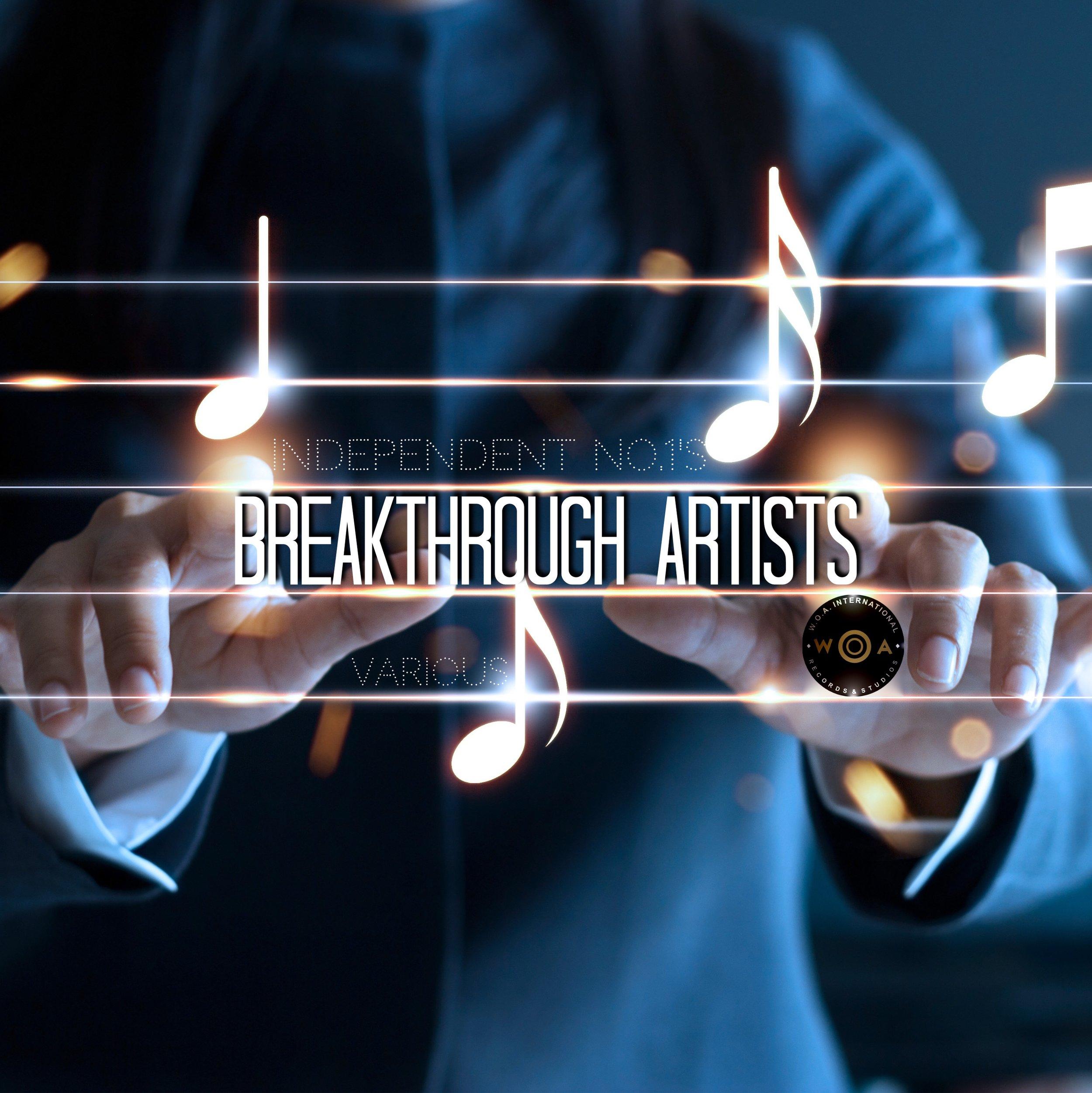 WOA Breakthrough Artists - The select few WOA Artists who have hit the 62nd Grammy Nomination Ballots: Cathy Varna, Swift Timmy, Glenn Shayne, Silent Stranger, Dave Matheson El Colorado, Gen Lacroix, Andrea Plamandon and Scott MacPherson.