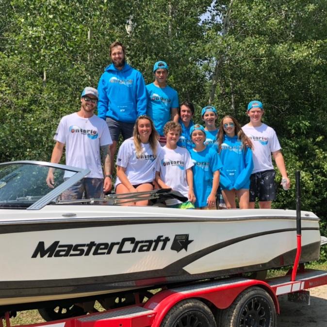 jmac ontario water ski team
