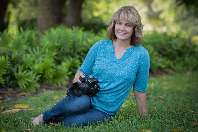 Diane's Portrait by Lisa Galvin
