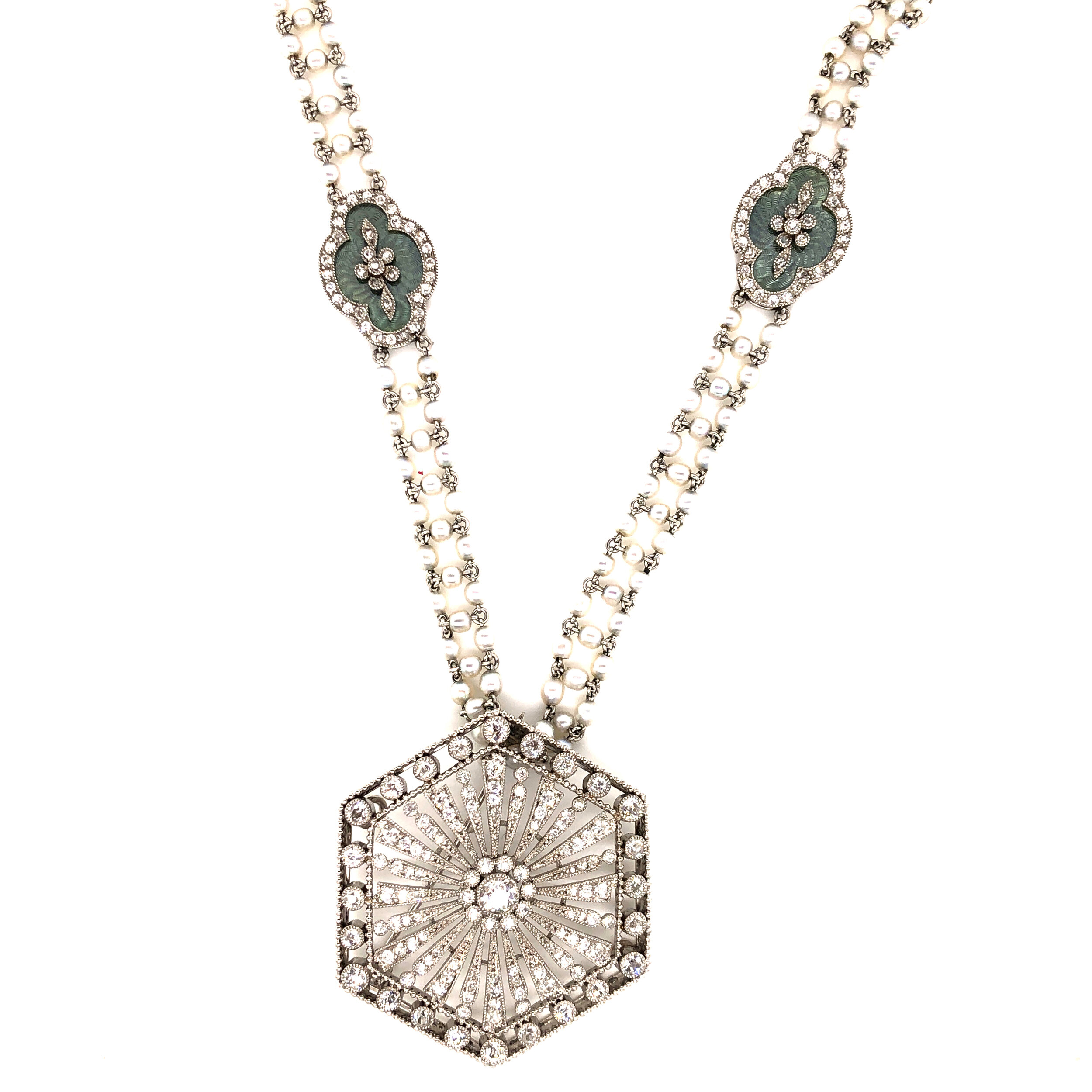 Necklace  Est. US$ 15,000-16,500