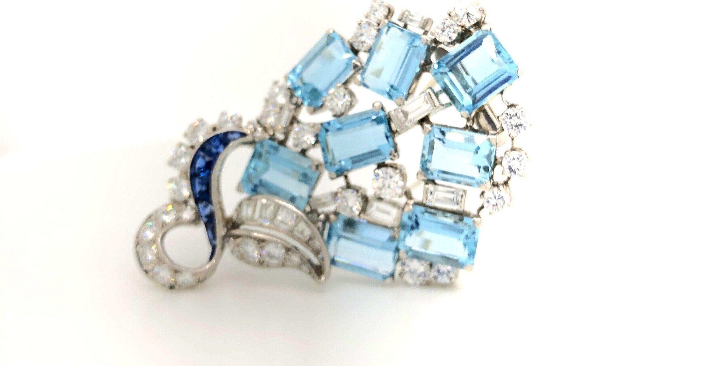 Cartier Brooch  Est. US$ 12,000-15,000