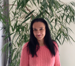 Lenka - Pre-School Assistant / Floor ManagerI have been with Little Sparrows since 2005. I have an NVQ3 in Childcare and speak Czech, Slovakian and Russian. Prior to working at Little Sparrows I worked as an au-pair for 7 years. I have twin teenage daughters.